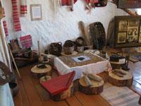 Музей сибирских сету в селе Хайдак