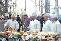 Во время Всемарийского моления в 2008 году. Фото: tonshaevo.ru