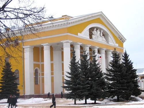 Театр оперы и балета йошкар-ола новое здание афиша