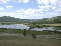 Река Уй в Уйском районе