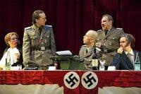 Сцена из спектакля «Я – Адольф Эйхман»