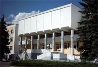 Национальная библиотека имени Сергея Чавайна