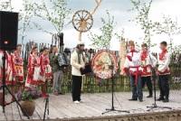 Во время фестиваля «Кулдор-Калдор»
