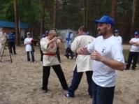 Во время фестиваля «Тюштянь налхксемат», 2008 г.