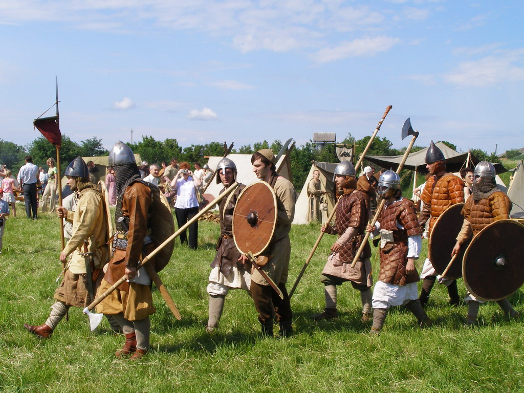 "VI Festival of Early Medieval Culture ""Isaborg"""