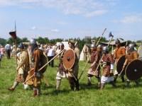 """Во время фестиваля """"Исаборг"""", 2008 г."""