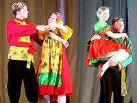 Хореографический ансамбль «Юность» на фестивале «Славянский венок» представит Псковскую область.