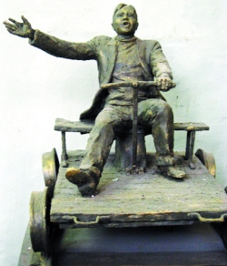 Эскиз памятника Йыван Кырле
