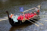 Огонь Певческого Праздника отправляется в долгий путь по водным дорогам Эстонии