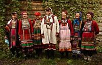 Один из коренных народов Пермского края марийцы