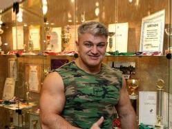 Один из кумиров российской молодежи Владимир Турчинский