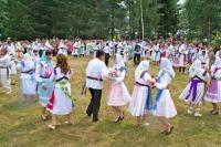 На фестивале в Арде. Фото: Минкультуры РМЭ