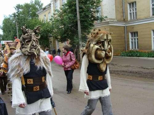 Чудный карнавал