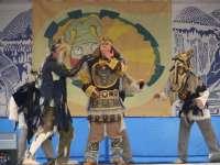 Гостям карнавала показали легенду о Кудым-Оше
