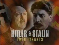 Два тирана XX века - Гитлер и Сталин
