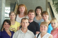 Участники слета в Йошкар-Оле
