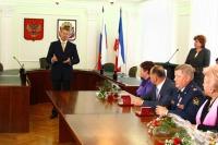 Президент Республики Марий Эл Леонид Маркелов вручил государственные награды России и Республики Марий Эл