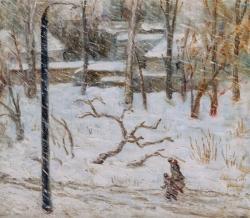 """Пётр Малинин """"Гнилая зима"""", 2002 г."""