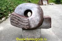 """""""Спираль"""" Виктора Грибова. Фото: Финноугория"""
