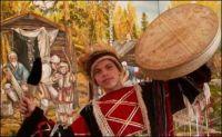 На Алтае проходит фестиваль кумандинского народа