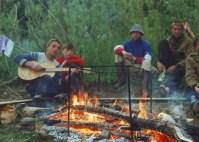 В Елабуге прошел лагерь юных краеведов-туристов