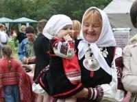 Фестиваль народности сето собрал около 500 человек