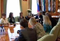 Глава Коми рассказал журналистам из Суоми о вкладе республики в финно-угорское сотрудничество