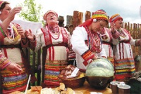 На фестивале финно-угорского юмара в Мордовии