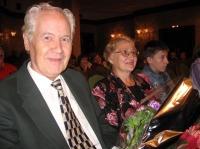 Анатолий Луппов со своей супругой Галей. Фото: shamiltimer.narod.ru