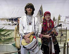 Культуру народов эрзя и мокша представили участники ансамбля «Морденс»