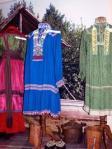 В музее истории и этнографии Югорска демонстрируется национальная одежда различных народов