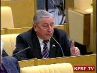 Николай Рябов требует отставки президента Марий Эл Леонида Маркелова
