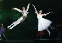 "Сцена из балета ""Щелкунчик"". Фото: sapaev.ru"