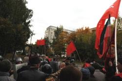 ОМОН напал на колонну Зюганова в Йошкар-Оле