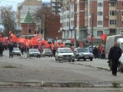 МВД Марий Эл считает что коммунисты нарушили законы. Фото: mvd.gov12.ru