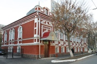 Отреставрированное здание Дома союза писателей