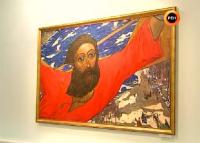 В Йошкар-Оле открылась выставка Ильи Глазунова