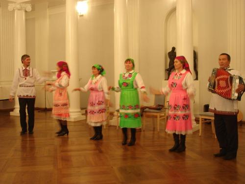 Марийский ансамбль «Тумо»