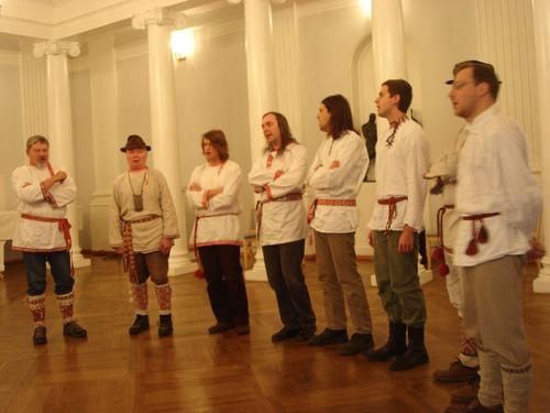Мужской ансамбль сето