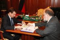 Дмитрий Медведев рассказал Владимиру Чурову, какими должны быть выборы