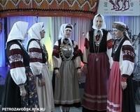 Представители народности сето на Днях родственных народов