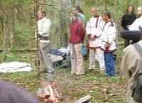 Общая финно-угорская молитва сторонников традиционной религии