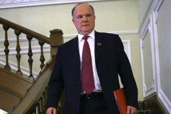 Геннадий Зюганов. Фото: РИА Новости Сергей Березин