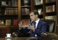 Медведев намерен изменить избирательную систему в России