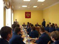Заседание коллегии прокуратуры Марий Эл. Фото с сайта gov12.ru