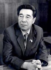 Г.А.Посибеев в годы работы в Марийской АССР