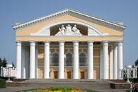 В Марийском национальном театре подвели итоги прошедшего сезона. Фото: shketan.ru