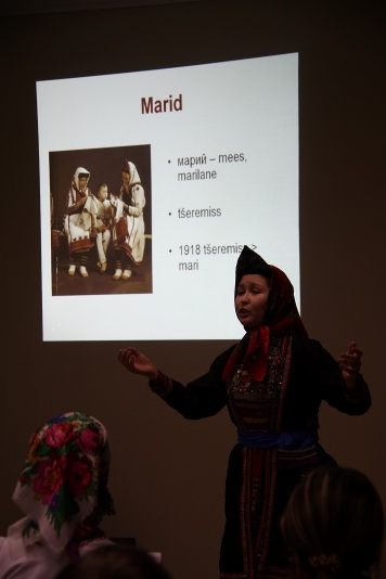 Анна мишина спела старинную марийскую песню