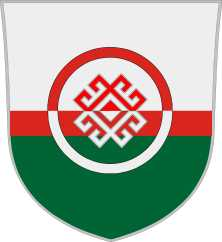 """Герб региональной общественная организации """"Марий ушем"""""""