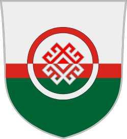 """Новый герб региональной общественная организации """"Марий ушем"""""""